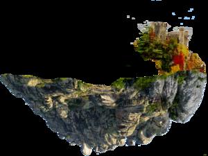 Fantasy Castle PNG Picture PNG Clip art
