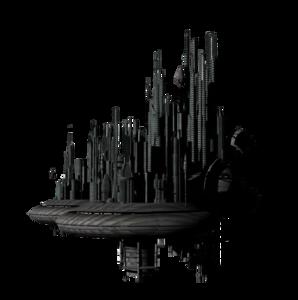 Fantasy City PNG Transparent Image PNG Clip art