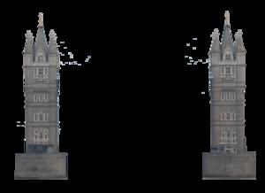 Fantasy City Transparent PNG PNG Clip art