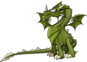 Fantasy Dragon PNG Transparent PNG Clip art