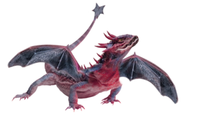 Fantasy Dragon Transparent Background PNG Clip art