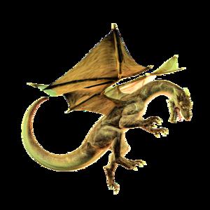 Fantasy Dragon Transparent PNG PNG Clip art