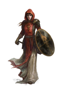 Fantasy Women Warrior PNG File PNG Clip art