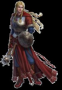 Fantasy Women Warrior PNG Image PNG Clip art