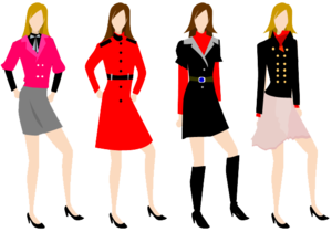Fashion Girl PNG HD PNG Clip art