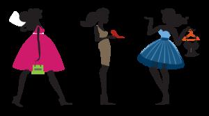 Fashion Girl Transparent Background PNG Clip art