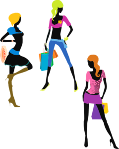 Fashion Girl Transparent PNG PNG Clip art