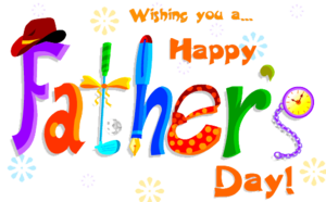 Fathers Day Transparent PNG PNG Clip art