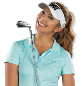 Female Golfer PNG File PNG Clip art