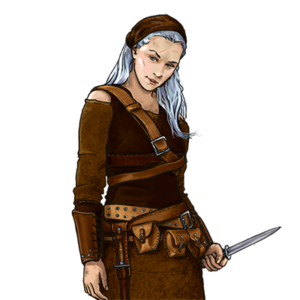 Female Thief PNG File PNG Clip art