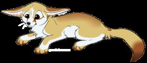 Fennec Fox PNG Picture PNG Clip art
