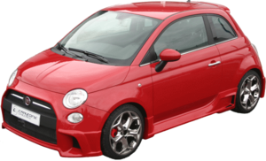 Fiat Tuning Transparent Background PNG Clip art