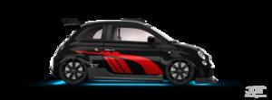 Fiat Tuning Transparent PNG PNG Clip art