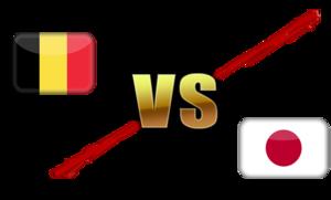 FIFA World Cup 2018 Belgium VS Japan PNG Photos PNG Clip art