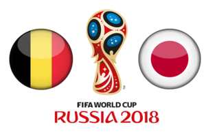 FIFA World Cup 2018 Belgium VS Japan PNG Transparent Image PNG icon
