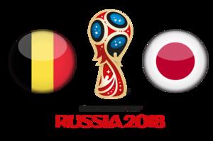 FIFA World Cup 2018 Belgium VS Japan PNG Transparent Image PNG Clip art