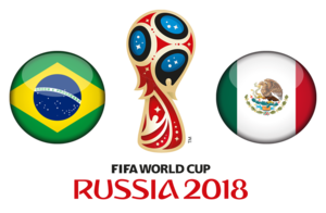 FIFA World Cup 2018 Brazil VS Mexico PNG Clipart PNG Clip art
