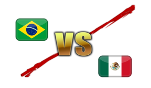 FIFA World Cup 2018 Brazil VS Mexico PNG Transparent Image PNG Clip art