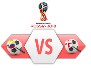 FIFA World Cup 2018 Colombia VS England PNG Clipart PNG icon