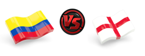 FIFA World Cup 2018 Colombia VS England PNG Transparent Image PNG Clip art