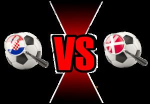 FIFA World Cup 2018 Croatia Vs Denmark PNG File PNG Clip art
