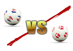 FIFA World Cup 2018 Croatia Vs Denmark PNG Image PNG Clip art