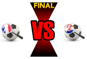 FIFA World Cup 2018 Final Match France VS Croatia PNG Image PNG image
