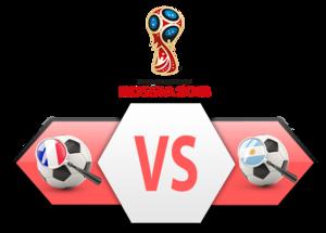 FIFA World Cup 2018 France Vs Argentina PNG Clipart PNG Clip art