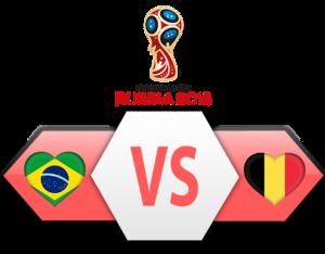 FIFA World Cup 2018 Quarter-Finals Brazil VS Belgium PNG Clipart PNG Clip art