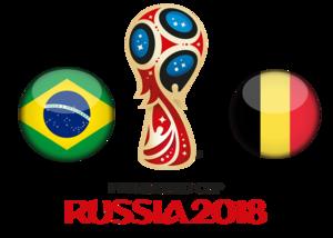FIFA World Cup 2018 Quarter-Finals Brazil VS Belgium PNG Photos PNG Clip art