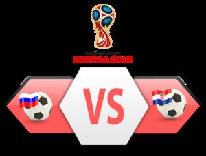 FIFA World Cup 2018 Quarter-Finals Russia VS Croatia PNG Clipart PNG Clip art
