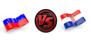 FIFA World Cup 2018 Quarter-Finals Russia VS Croatia PNG Transparent Image PNG Clip art