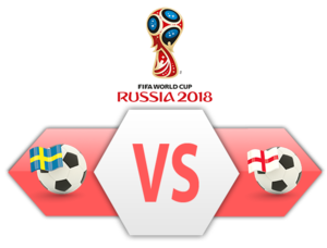 FIFA World Cup 2018 Quarter-Finals Sweden VS England PNG Clipart PNG Clip art