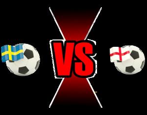 FIFA World Cup 2018 Quarter-Finals Sweden VS England PNG Image PNG Clip art
