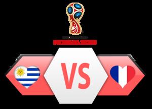 FIFA World Cup 2018 Quarter-Finals Uruguay VS France PNG Clipart PNG Clip art