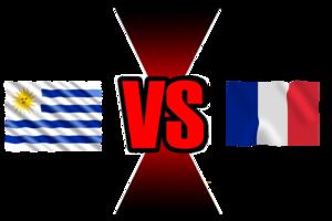 FIFA World Cup 2018 Quarter-Finals Uruguay VS France PNG Image PNG Clip art