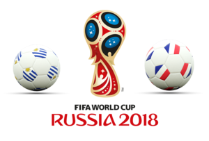 FIFA World Cup 2018 Quarter-Finals Uruguay VS France PNG Photos PNG Clip art