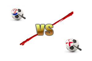 FIFA World Cup 2018 Semi-Finals Croatia VS England PNG File PNG Clip art
