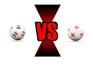 FIFA World Cup 2018 Semi-Finals Croatia VS England PNG Image PNG Clip art
