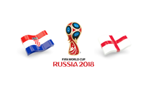 FIFA World Cup 2018 Semi-Finals Croatia VS England PNG Photos PNG Clip art