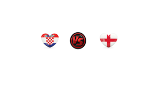 FIFA World Cup 2018 Semi-Finals Croatia VS England PNG Transparent Image PNG Clip art