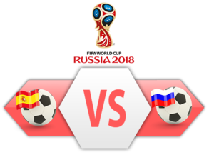 FIFA World Cup 2018 Spain Vs Russia PNG Clipart PNG Clip art