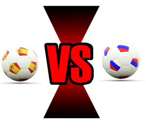 FIFA World Cup 2018 Spain Vs Russia PNG File PNG Clip art