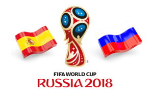 FIFA World Cup 2018 Spain Vs Russia PNG Photos PNG Clip art