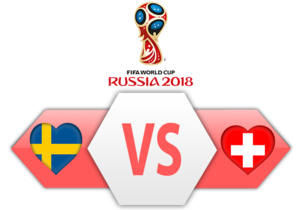 FIFA World Cup 2018 Sweden VS Switzerland PNG Clipart PNG Clip art