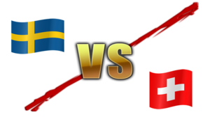 FIFA World Cup 2018 Sweden VS Switzerland PNG Image PNG Clip art
