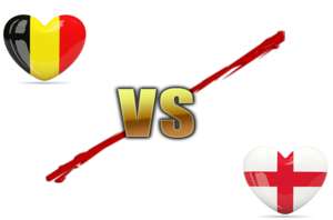 FIFA World Cup 2018 Third Place Play-Off Belgium VS England PNG File PNG icons