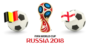 FIFA World Cup 2018 Third Place Play-Off Belgium VS England PNG Photos PNG Clip art