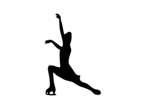 Figure Skating PNG Image PNG icon
