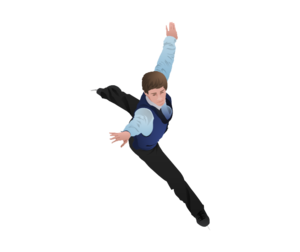 Figure Skating PNG Photo PNG icons